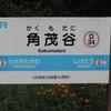 シリーズ土佐の駅(83)角茂谷駅(JR土讃線)