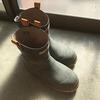 長靴を補修して、冬季長靴について考えた歴史を思い出す‥?