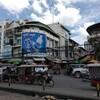 カンボジア入国!