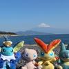 世界遺産に登録された富士山と三保の松原・日本平を訪れる