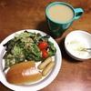 糖質制限ダイエット20日目:ハンバーグランチ!で、眠たくなった。