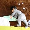 赤ちゃんの寝相が悪い!悪すぎ!横向き、うつ伏せ、ばんざい、えびぞり対策は必要?
