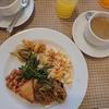 【バンコク】2019旅行記⑤:ホテルで朝食(AT EASE Saladaeng)