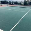 スカイツリーとテニス