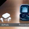 【甲乙つけがたし】Powerbeats Pro とAirPodsを比較してみた。