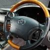 自動車内装修理#263 トヨタ/ランドクルーザー シグナス 4.7 革ハンドル/ステアリングの擦れ・破れ+革シート劣化・擦れ補修
