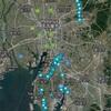 グーグルマップで巡る愛知用水の旅