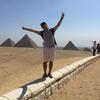 エジプトのギザのピラミッドを見てきたよ!(エジプト・ヨルダン9日間3日目)