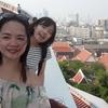 フィリピンの女の子と友達になったので、一緒にバンコクを一日観光してきた