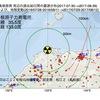 2017年08月29日  島根原子力発電所周辺の地殻変動と地震活動