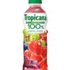 【味感 2019】☆トロピカーナ 100% ストロベリーテイスト (Tropicana) ってどんな味?(果汁100%第一印象はストロベリーですが、りんごが上手に機能しています。甘め)