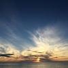 9月のゴールデンビーチ留萌での夕日は素晴らしかった【留萌のスーパー情報も】