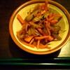 野生のごぼう収穫祭(お料理編)