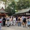 9月15日(ヴァカンス後段作戦 day4 観光神社の憂鬱)