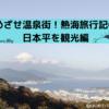 めざせ温泉街!熱海旅行記① ~名古屋から日本平で昼ご飯~