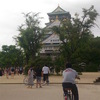 ポケモンGOで、真田山公園、大阪城公園、扇町公園に再びゆく。