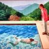【プール絵画の傑作】デヴィッド・ホックニーの A Bigger Splash が見たい! / LGBTの風景