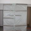 輻射式パネル冷暖房設置