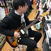 【HOTLINE出演者商品レビュー】SHIGEMORIのRUBY STONEを試奏してもらいました!