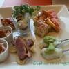 ●さいたま市見沼区「カンパネ食堂」のみんなでわいわい大皿コース