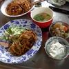 幸運な病のレシピ( 1154 )朝:餃子の餡、焼きそば、味噌汁、二日酔い