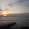 謹賀新年2012年元旦初日の出