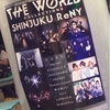 K4『R』Presents「THE WORLD CollectionS」@新宿ReNY