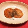 にんにくバターカレー醤油餅