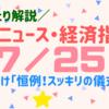 【2019.7.26(金)】今日のFXニュース~経済指標や材料など~【FX初心者さん向けに解説】