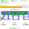 実録!ずぼらダイエット21日目