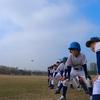 上海ドルフィンズ・冬⛄️の練習試合