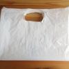 ショップの袋ってどれくらい使いますか?