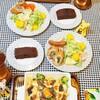 洋食のおうちごはん/My Homemade Dinner/อาหารมื้อดึกที่ทำเอง