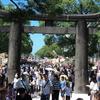 筥崎宮放生会大祭(はこざきぐう・ほうじょうや・たいさい)/ドネルケバブの屋台