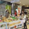 JR岡山駅での6次化コラボ商品の販売