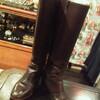 ブーツ(^−^)