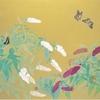 日本画の杜   第二十一章 「誘蝶花」