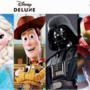 ドコモ、月額700円でディズニー動画見放題の新サービス「Disney DELUXE」を発表 3月26日~