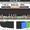 Zwift - 3R Park Perimeter Loop Reverse Flat Race - 3 Laps (29.1km/18.1mi 378m) (A)