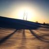 雪だ、見渡す限りの雪景色。軍歌「雪の進軍」始めっ!【明治時代】