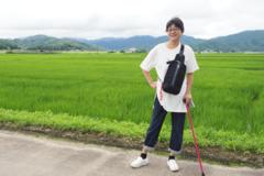 突然の脳出血で人生が変わった。俳優・河合美智子が「豊岡」へ移住した理由【関西 私の好きな街】