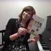 ピアノレッスン教室 神戸灘区 歌声サロン、「ピアノ演奏をして頂きました!