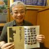 柏駅で写真学科教授の甲田謙一さんと待ち合わせ