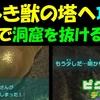 【ピクミン3デラックス】 哀しき獣の塔へ 攻略 半日で洞窟を抜ける方法 #14