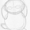 【初心者向け】40分で描ける!コダックの描き方【解説付き】