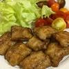 豚バラ薄切り肉で角煮風