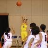バスケ・ミニバス写真館15 一眼レフで撮影したバスケットボール試合の写真