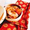 豚丼弁当。