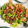 あさイチで見た「納豆と豚肉のピリ辛炒め」を適当に再現したけどご飯進みまくりで旨かった!