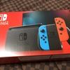 Nintendo Switch を手に入れました
